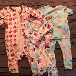 Other - Girl PJs - 12m